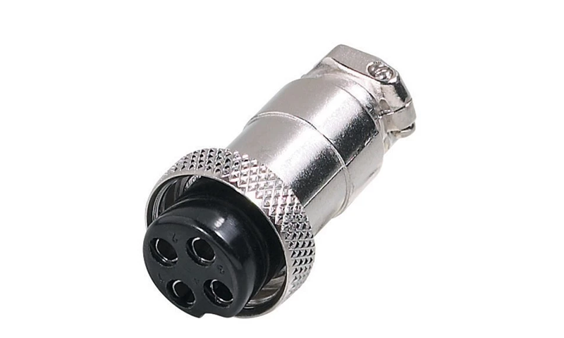 Pro Trucker 4 Pin Mic Connector