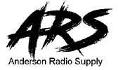Anderson Radio Supply. Authorized dealer of Maco, Gizmotchy, Jogunn, Firestik, Stryker, Sirio, Lightning Antennas, & President products.